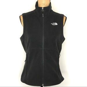 The North Face Fleece Vest-Full Zipper-EUC-Size M